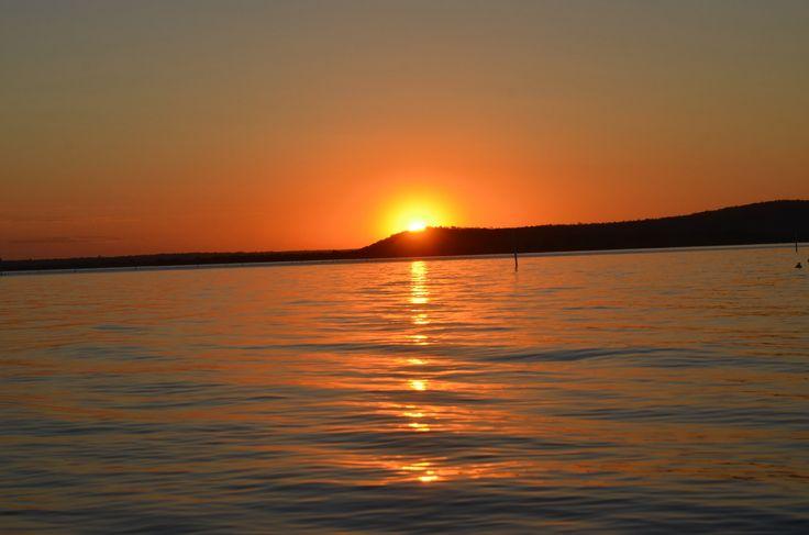 Tahlee sunset