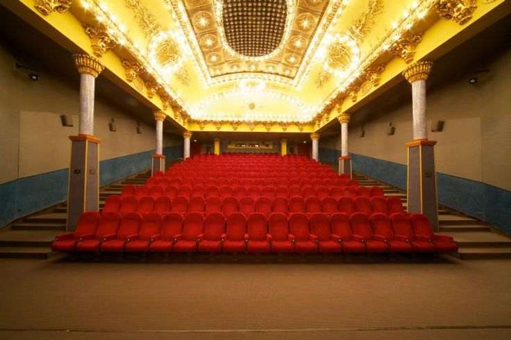 Puskin Art Cinema, Budapest, Hungary from: http://www.boredpanda.com/beautiful-cinemas-around-the-world/