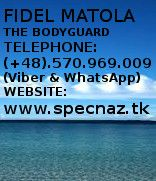 For Hiring Close Protection and Bodyguards Services in Wrocław POLAND  Call Our International Office: 0048-570-969-009 (Viber & WhatsApp)   WWW.SPECNAZ.HEROBO.COM/DONATE.HTML  For your convenience, our operatives speak fluent English, Polish, Russian, Bulgarian & Macedonian languages.  Our International Sales office is open 24/7  ◊Email: specnaz@hush.com