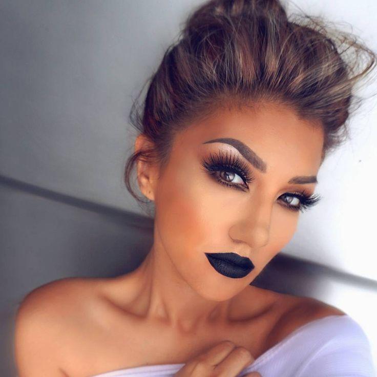 17 motivos pelos quais mulheres nunca deveriam usar batom preto