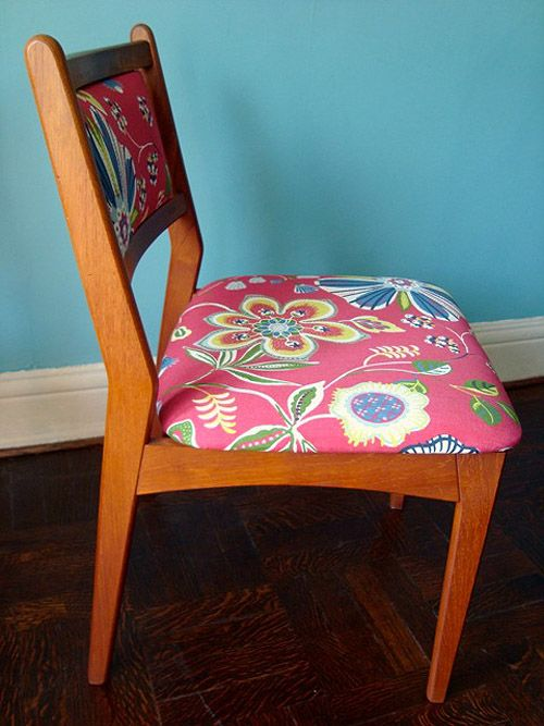 Reupholstered Chairs