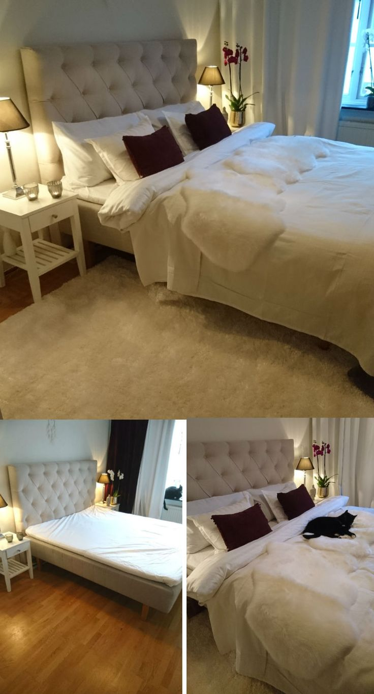 My amazing bedroom makeover! in collab with Jysksverige See the transformation on the blog Click visit!     #homedecor #room #homeandgarden #howto #beautiful #inredningstips #inredningsblogg #pinterestboard #hytteliv #bolig # inredning #howto #interiordesign #interiorinspiration #interiors #instagram #bedroom #sovrum #beforeafter #föreefter #sovrumsinspo #sängar #jysk