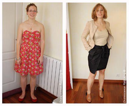 Changement de look complet et conseils vestimentaires - Cuisine avant apres relooking ...