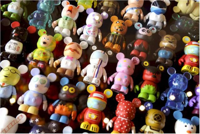 The 10 Best Disney World Souvenirs for Kids: Vinylmations