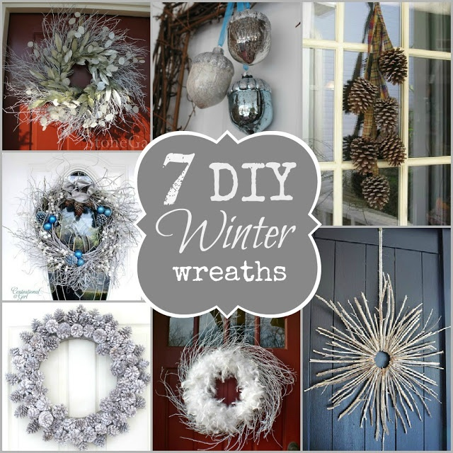 January Decorating Ideas: 17 Best Images About Wreaths On Pinterest