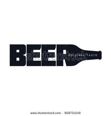 Vector set of vintage craft beer, alcohol, ale, brewery, bar, shop emblems and l…