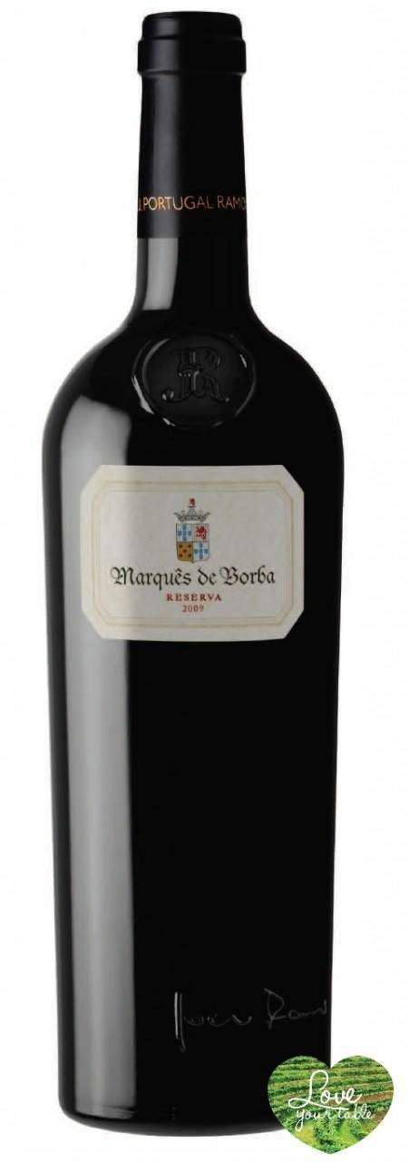 Love Your Table - Marques de Borba Reserva Red Wine 2009, €38,99 (http://www.loveyourtable.com/Marques-de-Borba-Reserva-Red-Wine-2009/)