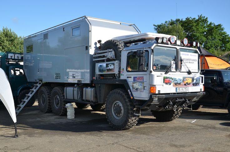 32 best images about camper on pinterest expedition vehicle portal and big trucks. Black Bedroom Furniture Sets. Home Design Ideas