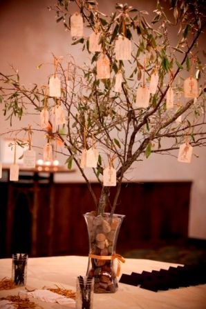 Wedding wishing tree - AnnaBelle Events