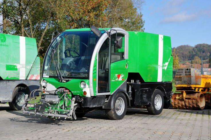 Bucher CityLav 2020 Reinigungsmaschinen Bj 2007 nur 5.900,- e netto  Auktion #versteigerung http://www.ito-germany.de/baumaschinen/angebote/komunaltechnik-kaufen-verkaufen/schwemmfahrzeug-bucher-citylav-2020-gebraucht/ #auction #ironplanet #heavyequipment #versteigerung #auktionen #fahrzeuge #landtechnik #traktor #mascus