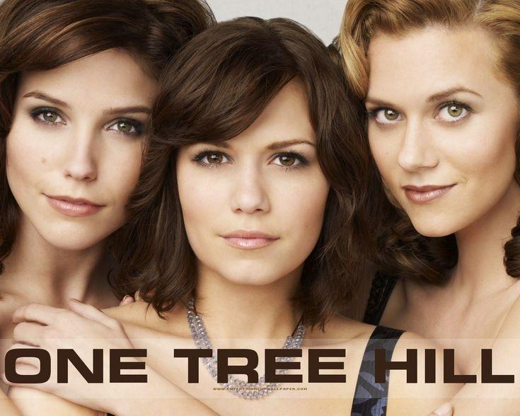 One Tree Hill Girls - one-tree-hill-girls Wallpaper
