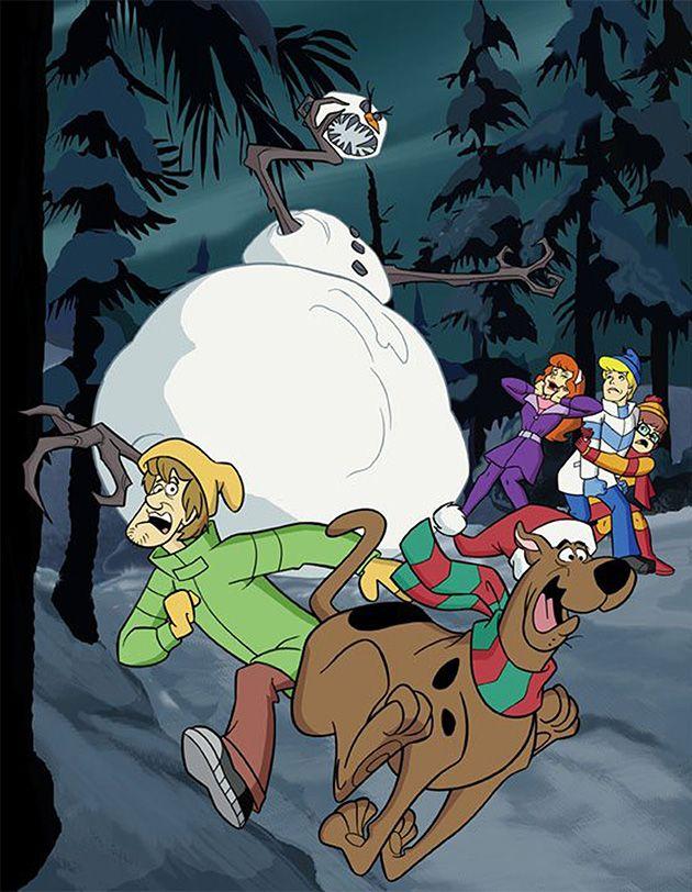 Scooby-Doo 10