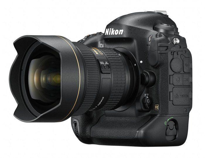 Nuova Nikon D4S, tutte le caratteristiche