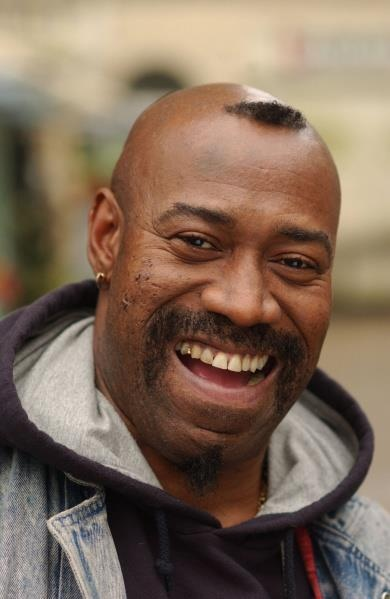 Winston, market trader in Walford played by Ulric Browne