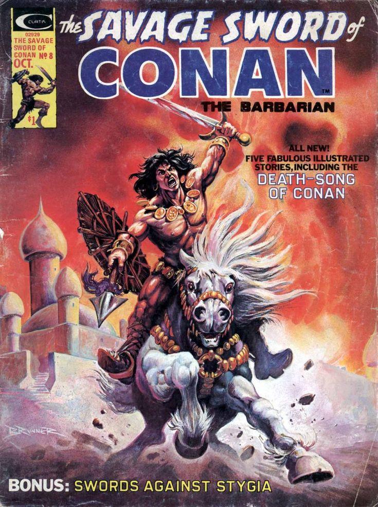 the savage sword of conan the barbarian pdf