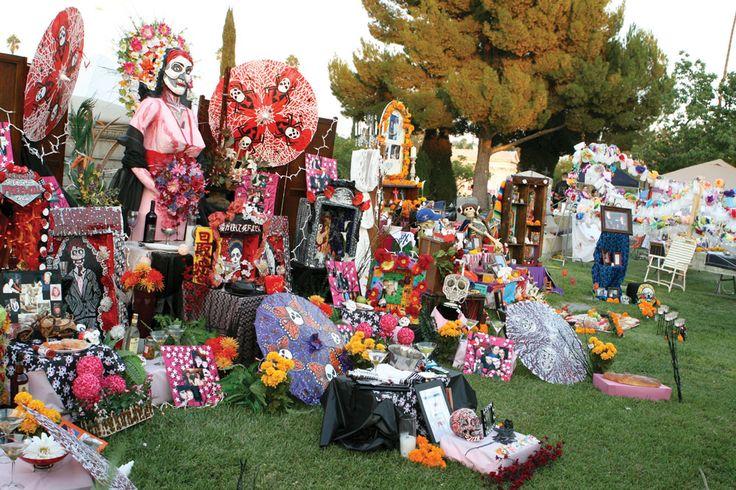De Zingende Ziel: Day of the Dead - Dia de los Muertos - Mexico