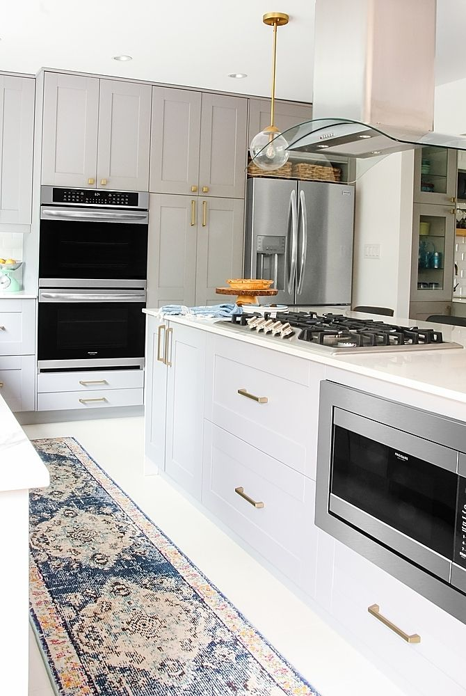 built in gas cooktop stainless steel