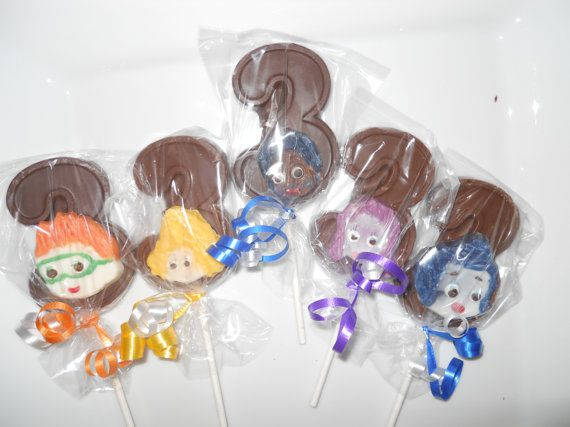 Bubble Guppies Party On Pinterest Nick Jr And