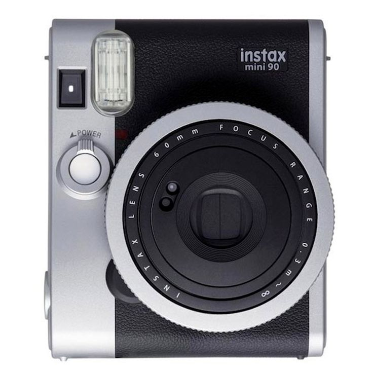 Buy it now on Moxy Indonesia  FUJIFILM Polaroid Instax Mini 90 Neo Classic -  Kamera Polaroid dengan desain vintage  Ukuran 25 x 25 x 10 cm  Shutter speed 1/60 detik  Pengaturan cahaya yang dapat disesuaikan  Praktis dan mudah digunakan  Hasil gambar yang maksimal  LED Flash