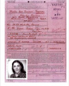BREAKING OBAMA -> IMMIGRATION & NATURALIZATION SERVICE DOC FOUND: U.S. CERTIFICATE ISSUED TO ONE EAST AFRICAN-BORN CHILD OF U.S. CITIZEN IN 1961! | Political Vel Craft