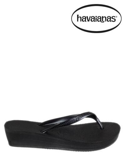 Havaianas | High light | Flip-flops | Black | MONFRANCE Webshop
