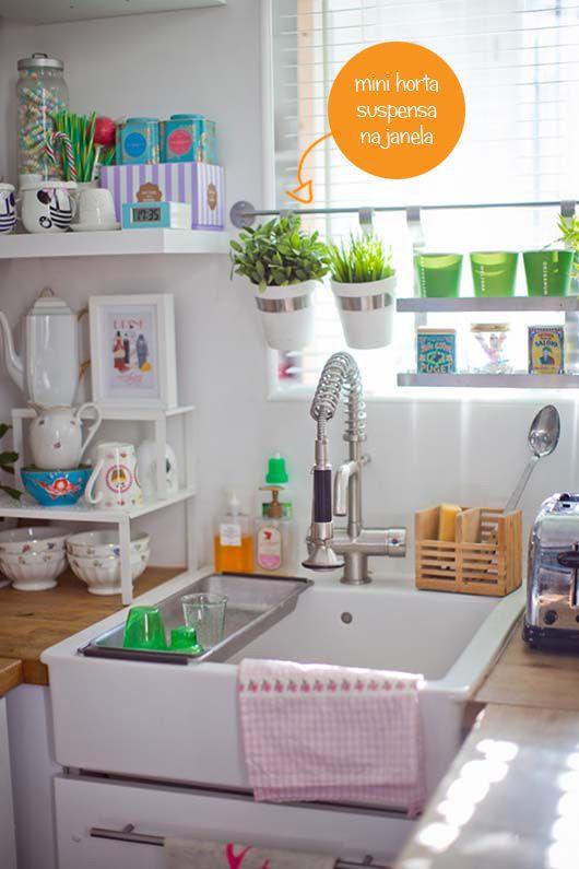 Mejores 270 imágenes de Cocinas en Pinterest | Cocinas pequeñas ...