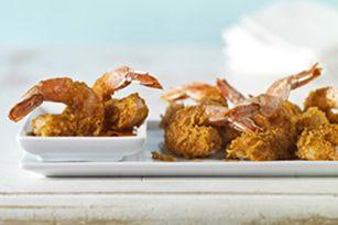 SHAKE 'N BAKE Coconut Shrimp recipe