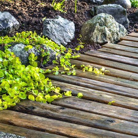Garden Ideas Using Pallets best 20+ wood pallet walkway ideas on pinterest | pallet walkway