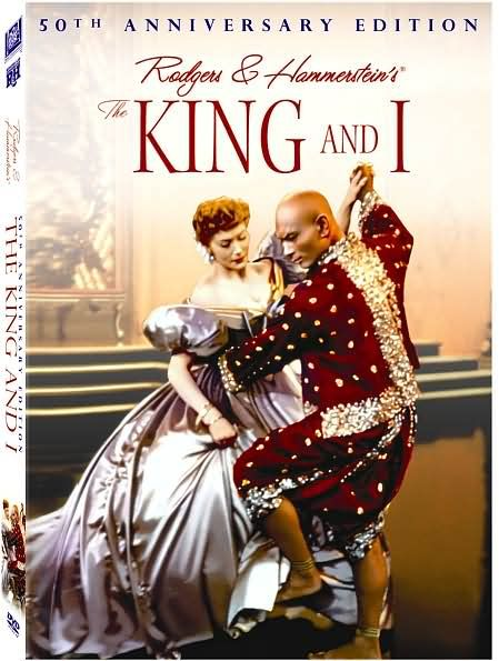 The King and I  I saw this play at the Pantages Theater In Hollywood with Yul Brenner (one of his last performances)