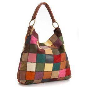 Lucky Brand: Coach Handbags, White Handbag, Lucky Bags, Awesome Bags, Branded Bags, Bags All, Lucky Brand, Patchwork Bags, Brand Handbags