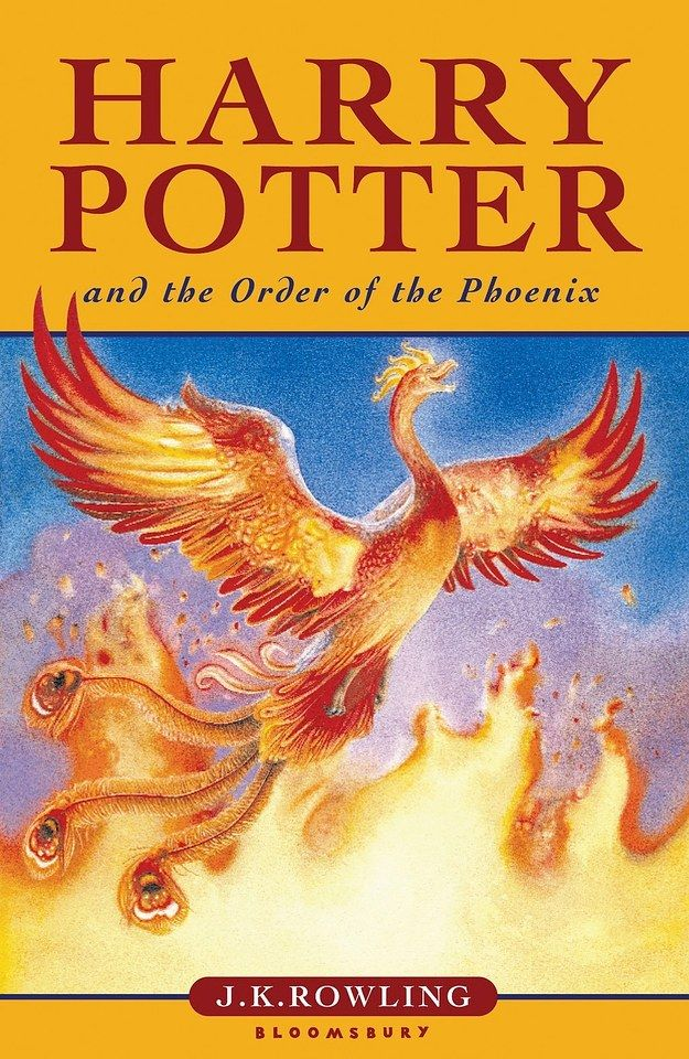 """Harry Potter and the Order of the Phoenix: 