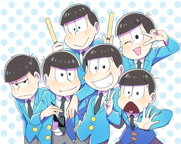Jyushi looks an awful lot lot like Choro in this (i know...) Its adorable. And canonically (at least sometimes) when jyushi is smiling closed mouth, its a triangle similar to choro's.