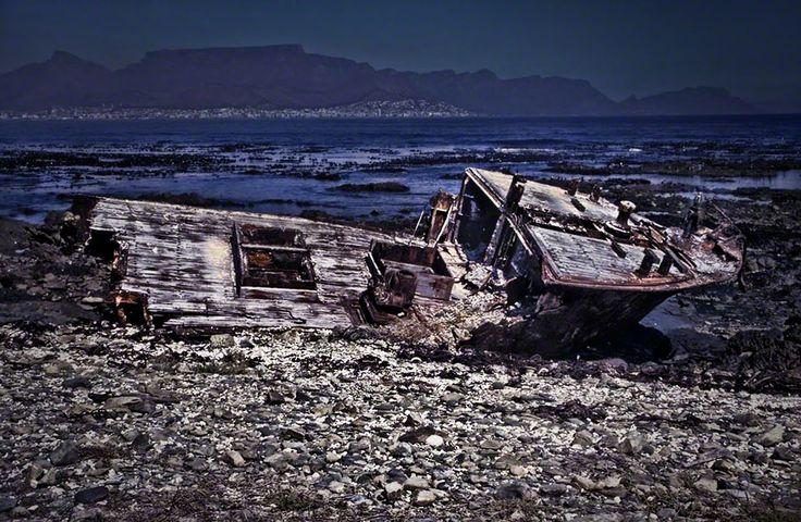 Forgotten - Robben Island View