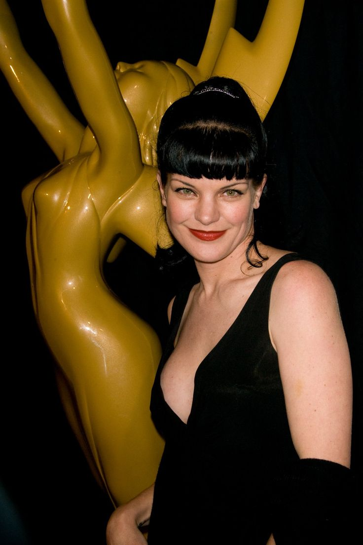 pauley perrette racy photos
