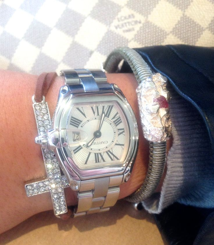 URU with Cartier Roadster