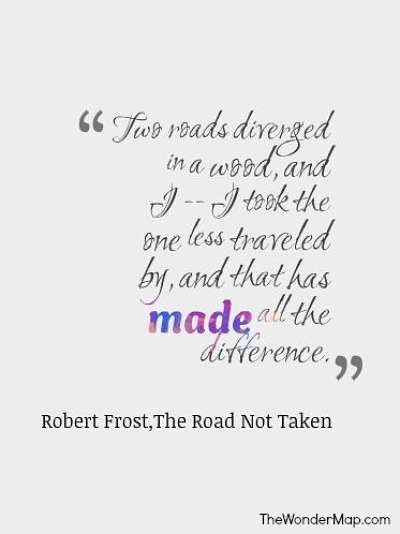 robert frost not just a nature Start studying poetry test part 1 robert frost nothing gold can stay by robert frost nature's the reader is left with just as many questions as frost.
