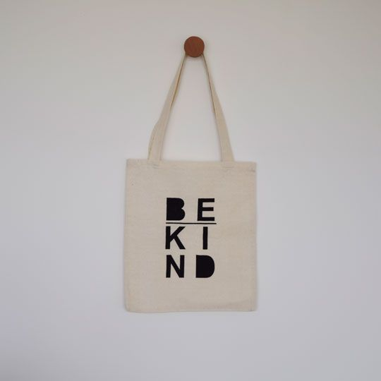 Made By Mee + Co | Be Kind Tote