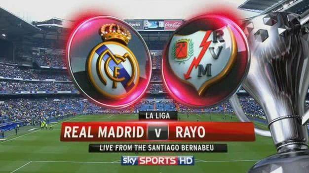ituCasino - Prediksi Skor Real Madrid vs Rayo Vallecano 09 November 2014 Liga Spanyol