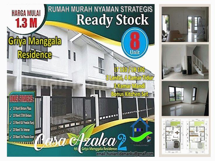 GRIYA MENGGALA RESIDENCE   Rumah Mewah Murah 2017   Ready Stock 8 Unit   Book Now...!