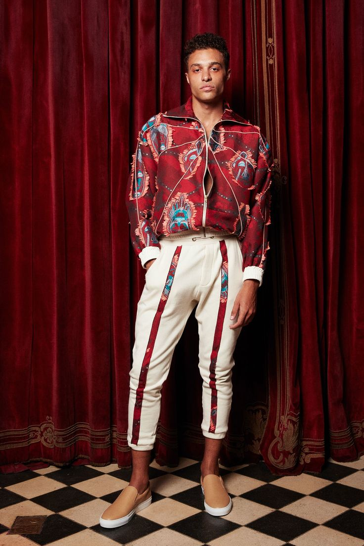 Palmiers du Mal Spring 2018 Menswear Collection Photos - Vogue