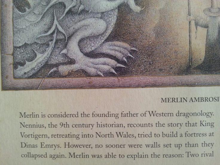 Merlin history historia parte 1 uno fig. 1 uno one figura 1 uno one