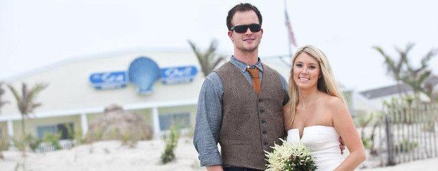 Seashell Resort & Beach Club | Long Beach Island Beach Weddings