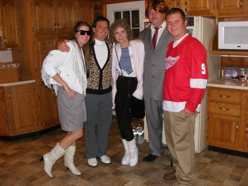 Ferris Bueller Group Costume  Awesome    Ferris Bueller Outfit