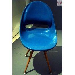 Židle plastová, 1959