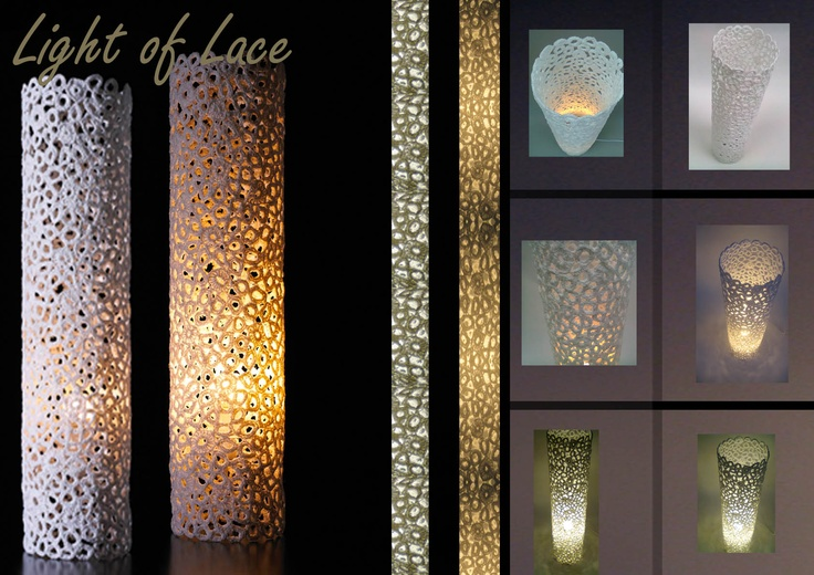 Lace of light