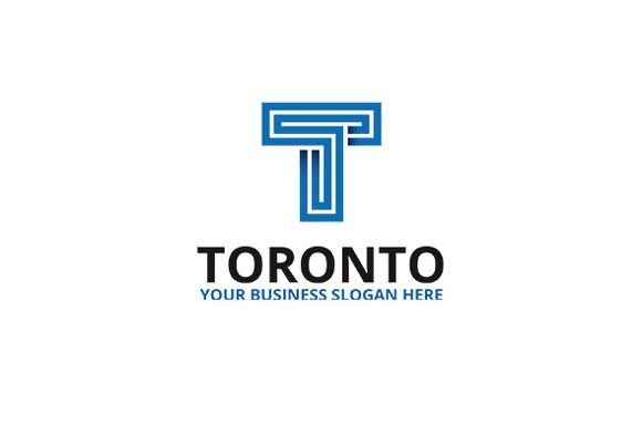 Toronto Logo by atsar on Creative Market
