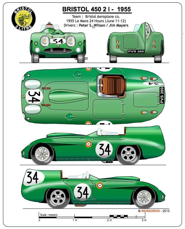 304 best racing car blueprint images on pinterest rally car autos bristol 450 malvernweather Gallery