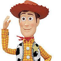 Disney Pixar Toy Story 3 Talking Sheriff Woody