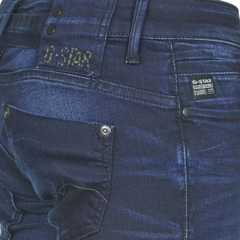 G-Star Raw MIDGE STRAIGHT Bleu foncé 350x350