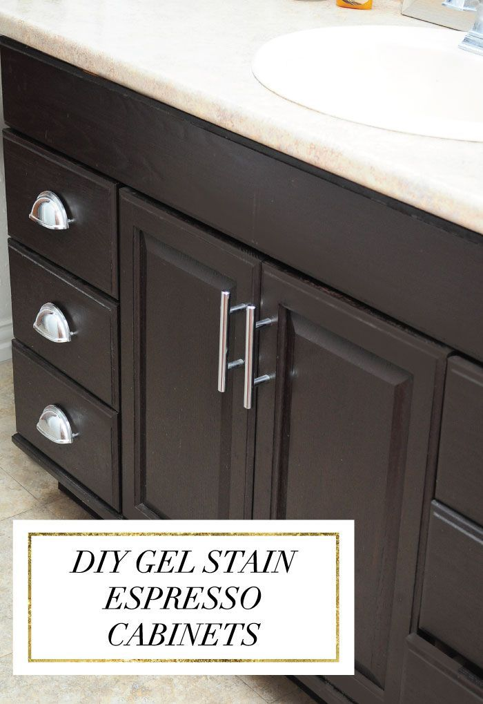 Best 25 Staining Oak Cabinets Ideas On Pinterest